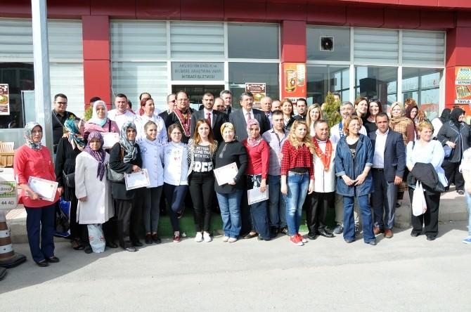 Afyonkarahisar'da Lezzetler Yarıştı