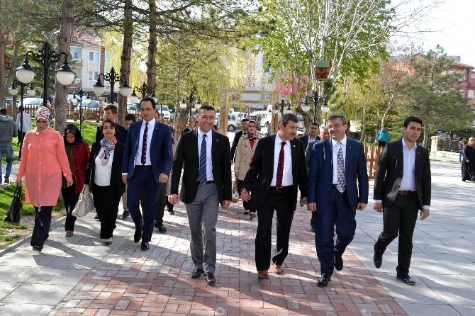 AK Parti İl Teşkilatı STK Ziyaretlerini Sürdürüyor