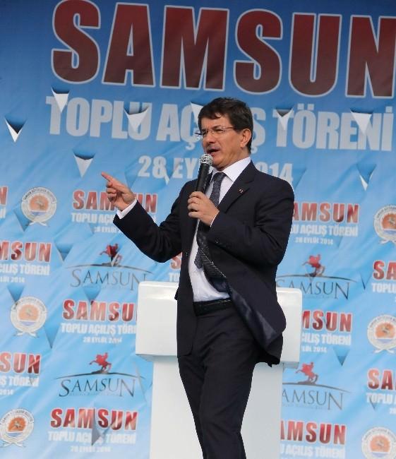 Başbakan Davutoğlu 2 Mayıs'ta Samsun'da