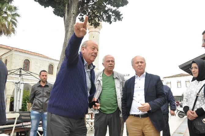 AK Partili Şeboy: Otoyol Çeşme'ye Sıçrama Yaşatacak