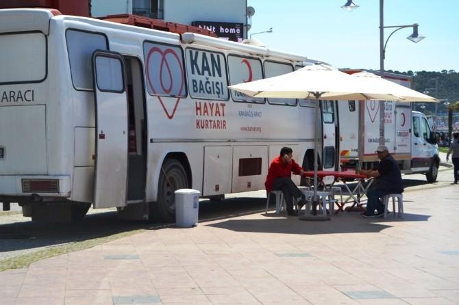Kan Bağışla Sağlığını Kazan