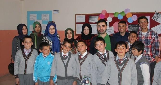 Bayburt Üniversitesi İdkab Öğrencileri Sorumluluk Bilincini Geliştiriyor