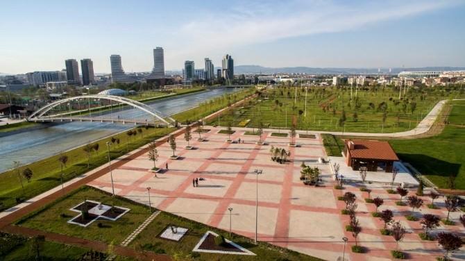 Başbakan'ın Bursa Mitingi Hüdavendigar Kent Parkı'nda Olacak