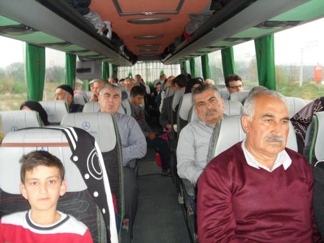 Sanimder'in Bursa Ve Çanakkale Gezisi