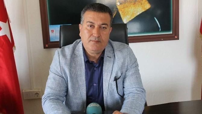 CHP Siirt İl Yönetimi İstifa Etti