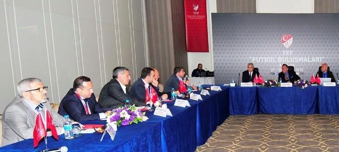 Denizli Bbsk Başkanı Uzunoğlu Antalya'da
