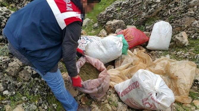 Diyarbakır'da 52 Kilogram Esrar Ele Geçirildi