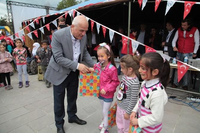 23 Nisan 3. Çocuk Festivali Sona Erdi