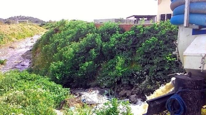 Başkan Akın, ASKİ'nin DSİ Kanalına Atık Su Bıraktığını İddia Etti
