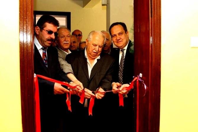 Başkan Kerim Aksu'yu Duygulandıran Açılış