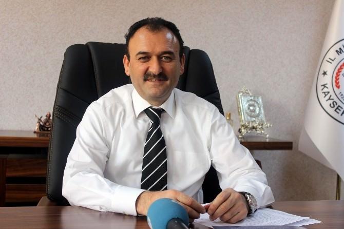 Kayseri'de 23 Bin 291 Öğrenci TEOG'da Ter Dökecek