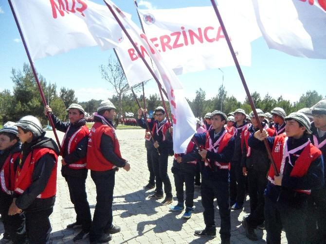 Kardeşiz Projesiyle Çanakkaleye Gönderilen 38 Öğrenci Erzincan'a Döndü