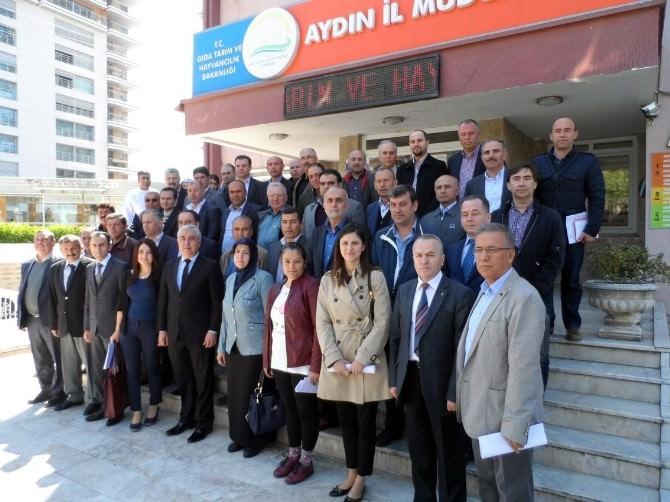 Aydın'da 43 Projeyle Bin Kişi İstihdam Edilecek