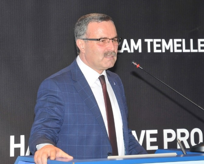 Konya Sanayi Odası Başkanı Memiş Kütükcü: