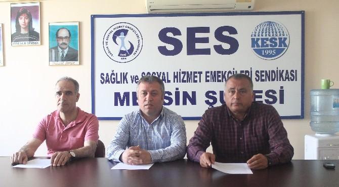 SES Üyeleri 'Fiili Hizmet Zammı' İstiyor