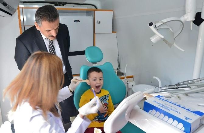 Tunceli'de Diş Sağlığı Taraması