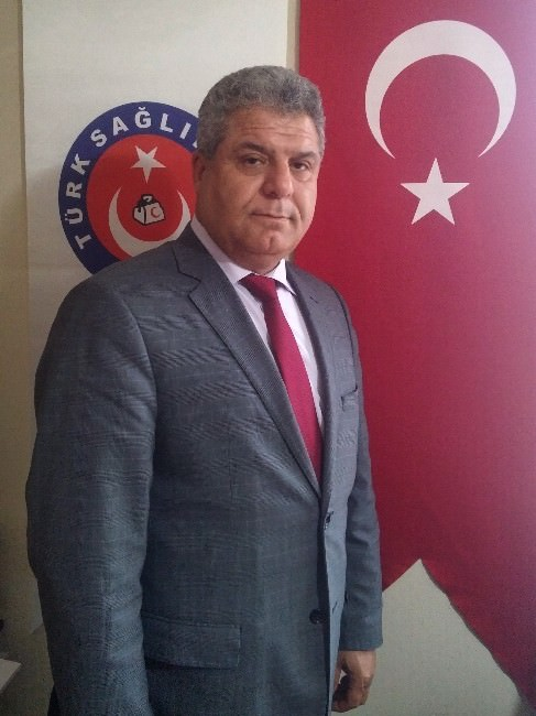 Türk Sağlık-sen Balıkesir Şube Başkanı Musa Bilal: