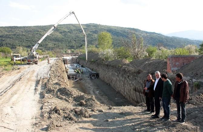 Osmancık Kanal İle Sel Sularından Kurtulacak