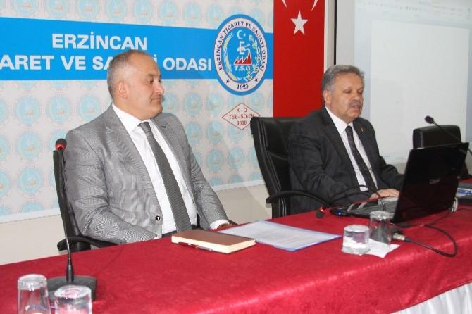 Yatırım İzleme Ve Değerlendirme Toplantısı Vali Kahraman'ın Başkanlığında Yapıldı