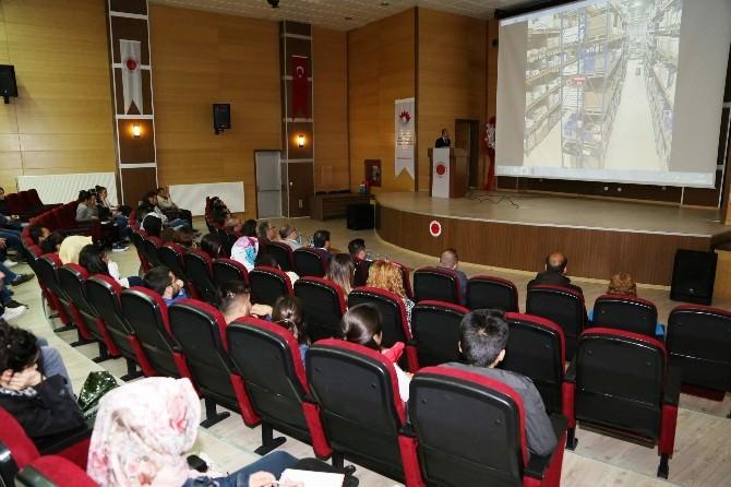 Yozgat Bozok Üniversitesi'nde 2015 Verimlilik Haftası Etkinliği Düzenlendi