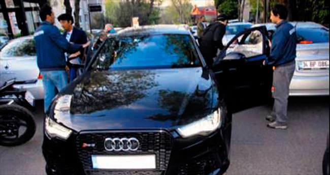 Yeni aracı 300 bin Euro