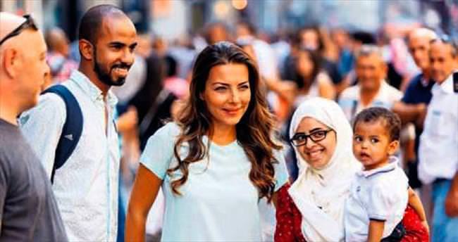Kara'dan Kızılay'a destek