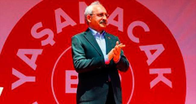 Kılıçdaroğlu: 'Kaynak nerede' korosu yaptılar