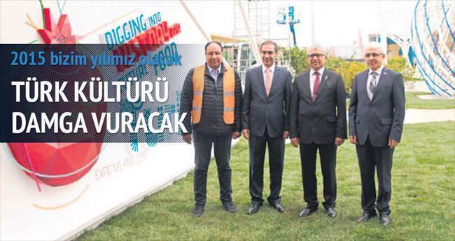 Milano Expo 2015'e Türk kültürü damgası