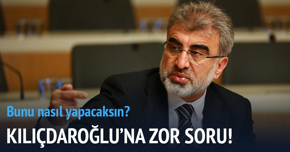 Taner Yıldız'dan Kılıçdaroğlu'na mazot fiyatı eleştirisi