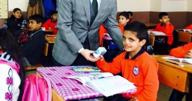 MEB'den 5 bin öğrenciye evde eğitim hizmeti