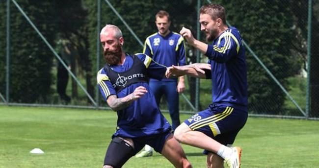 Fenerbahçe'de Meireles sevinci