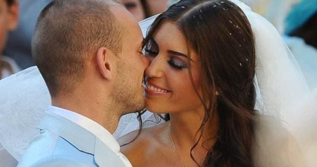 Yolanthe Cabau'ya öpüşme yasağı