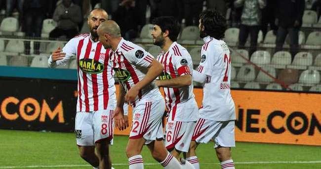 Sivasspor, Galatasaray maçına odaklandı