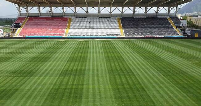 Manisa 19 Mayıs Stadı, Galatasaray maçına hazır