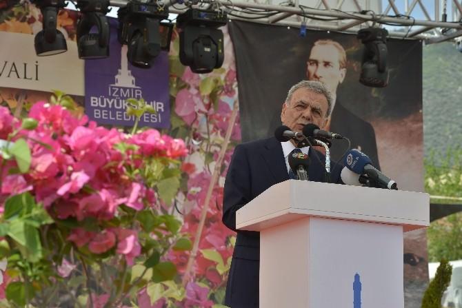 Bayındır Festivalle Çiçek Açtı
