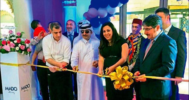 MADO Katar'da 2'nci şubeyi açtı