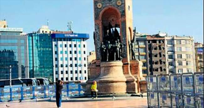 Valilik: Taksim Meydanı 1 Mayıs'a uygun değil