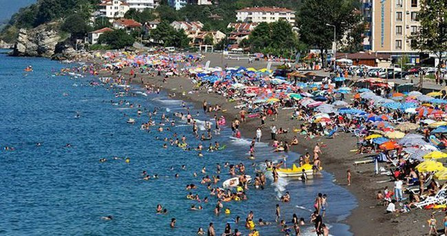 Turizm gelirleri arttı