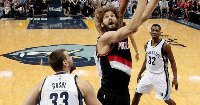 NBA'de Grizzlies seriyi bitirdi