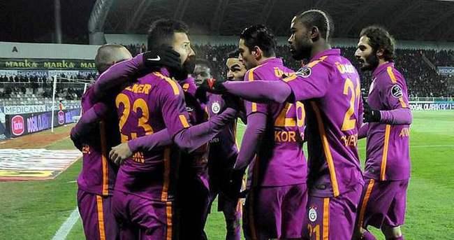 Galatasaray - Sivasspor Türkiye Kupası maçı ATV canlı izle