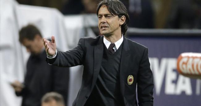 Milan, Inzaghi'ye kapıyı gösterdi