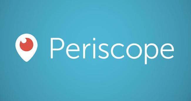 Periscope 10 günde 1 milyon aboneye ulaştı