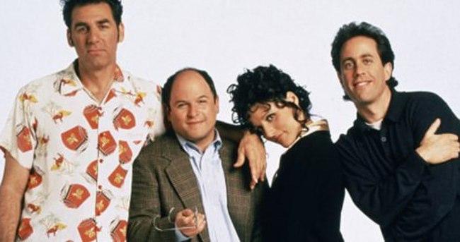 Seinfeld'in yayın haklarına 180 milyon dolar