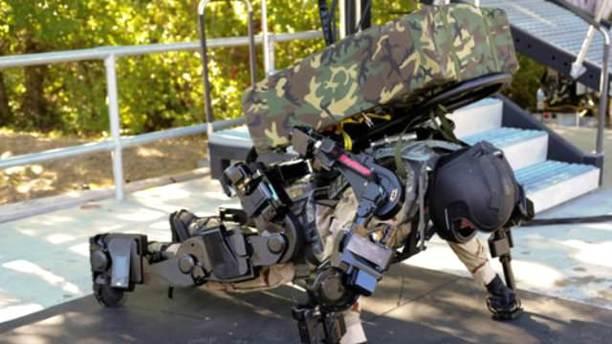 Ruslar, düşünceyle hareket eden robot askerler üretecek