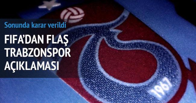 FIFA'dan Trabzonspor'a Adrian müjdesi