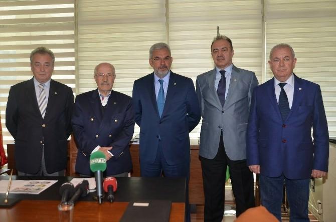 Bursaspor Başkanlığı'na 5 İsim Talip Oldu