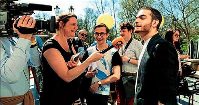 Eurovision öncesi parti verecek