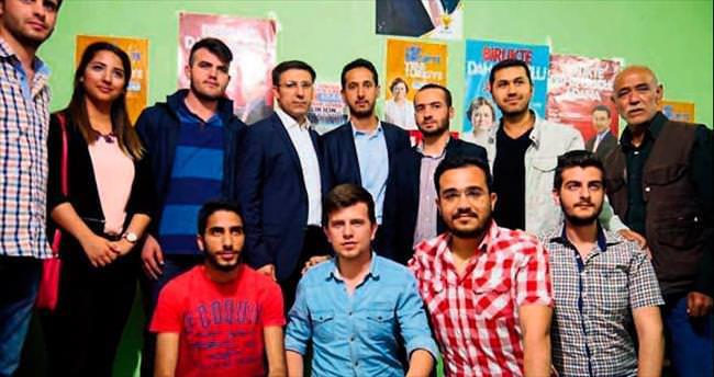 'AK Parti bir vizyon partisi'