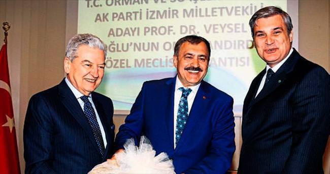 İzmir Körfezi'ni de biz temizleyeceğiz