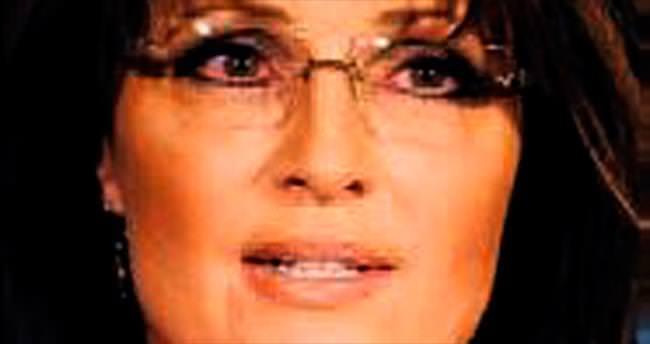 Eski Alaska Valisi Palin robot oldu